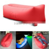Nylon fabric Lamzac hangout laybag inflatable sleeping bag