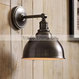 0108-12 METAL BELL sconce is ideal for reading in bed or while doing desk work                                                                         Quality Choice