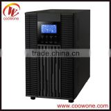 3KVA long backup time high frequency online ups