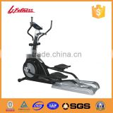 New Commercial Elliptical Bicycle Trainer Machine Indoor Exercise Equipment with 9kg magnetic wheel and heart rate LJ-9603