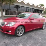 USED CARS - LEXUS IS 350C - RECOVERED THEFT (LHD 819690)