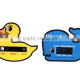 Unique animal water temperature digital bath thermometer