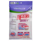 2013 wholesale 110 micron vacuum bags, vacuum storage bag, compression bags as seen on tv