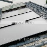 Best price solar water panel for service sector/public bildings water heating project application