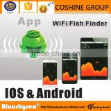 F0423 New design 360 degree underwater fish finder video camera fish finder wireless made in China