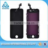 4.0 Inches Chinese Factory Motherboard Display Recycle LCD Screen For apple iPhone 5C Black