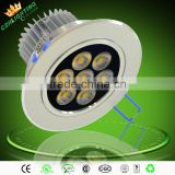 Plastic cover 3/5/7/12/18w led pop ceiling light energy saving led ceiling light with SMD2835