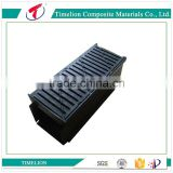Polymer Concrete Drainage Channels and Grates