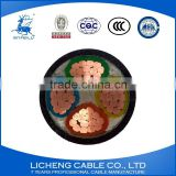 4core wire cable 4x70mm2 Copper xlpe insulated pvc coated electrical power cable 4x70mm2
