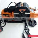 Synthetic Rope winch looks like Zeon Series