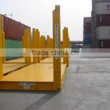 Factory Price 20' 40' Fixed / Collapsible End Flat Rack Container for Sale in China