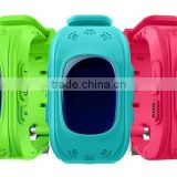 Factory Price Smart Baby Watch Q50 Anti Lost GPS Watch Kids Watches Spiderman