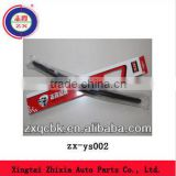 Direct sale ZX factory car universal wiper blade/automobile wiper blade/frameless wiper blade