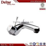 pull tap control pop-up, popular design bathroom mixer, casting faucet brass sanitary ware faucet