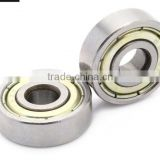 ABEC 623ZZ bearing Miniature deep groove ball bearing 623 2Z ZZ bearing 623Z 3*10*4 Good quality