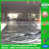 Plastic tensile membrane structure waterproof damp proof fish farm pond hdpe geotextile geomembrane liner price