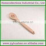 pine wood rice scoop