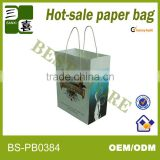 Foldable cheap poly-lined fruit growing packaging paper bag