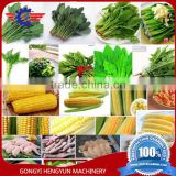 Blanching boil water machine for vegetables,fruit,meat and seafood