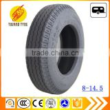 DOT MK USA Market whole tubeless tyre for USA market 8-14.5 bias trailer tyre Mobile Home tire