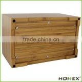 Pet Urn Handcrafted Bamboo Box Cremation Homex BSCI/Factory