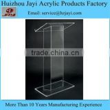 China supplier wholesale acrylic lecture stand and church pulpit