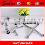 JINXIN best price connector stainless steel glass spider routel fitting