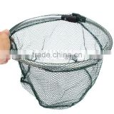 Wholesale Price Top Quality Retractable Aluminum Alloy Pole Foldable Folding Fishing Landing Net Tackle