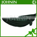 outdoor hanging use nylon material cheap price factory directly sales dark color camping hammocks