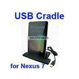 USB Sync Cradle Dock Charger Desktop Charger for Google Nexus 7
