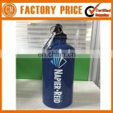 Logo Printed Good Quality Aluminum Water Bottle