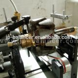 Belt drive balancing machine for motor rotor ,centrifucal rotor,roller,crankshafts,turbochargers from China supplier