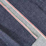 High Quality 7.5oz light twill selvage denim fabric W1218