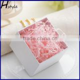 Multi Color Shredded Crinkle Cut Paper Hamper Candy Cases Vase Box Filler Shred Paper Crinkle Cut SD150
