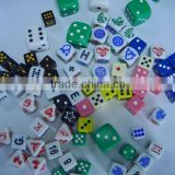 Promotion small dice 9mm