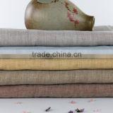 chambray linen fabric twill,fashion linen fabric for ladies top & dress,linen rayon fabric