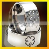 high quality with comfort fit best price novetly titanium lucky rings for men with fast delivery paypal acceptable