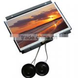 3g touch 10 small video screen lcd advertising player usb touch screen retail store video display wifi android video player