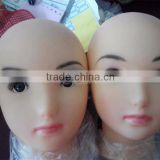 plastic mannequin doll head mannequin head with hair