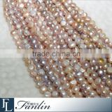 Factory price 10 - 11mm big baroque loose pearl