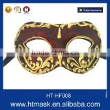 Custume Carnival Accessories HT-HF008 Plastic Half Face Party Eye Mask andsex mask halloween mask and Sex Mask Halloween Mask