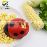 Cute Beetles Separates Remove Plastic Corn Peeler Machine