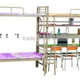 Beautiful school dormitory bunk bed for dorm, apartment, army
