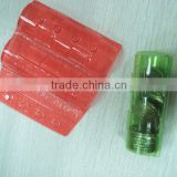 colorful plastic coin holders,blister coin wrapper