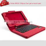 Ultra-thin ABS Bluetooth Keyboard case for google nexus 7