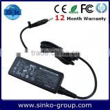 mini power supply 19.5V 2.05A 40W 4.0*1.7mm for hp/compaq HSTNN-CA1 HSTNN-LA18