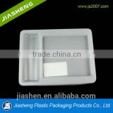 2015 Hot Sale PP material Nature disposable Cheap Medical Plastic Tray For Patch made in china