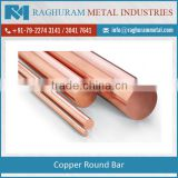 Bulk Buy Copper Round Bar from Established Supplier of the Industry at Rock-Bottom Prices