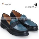 New style men boat shoes genuine leather shoes Guangzhou factory                                                                         Quality Choice