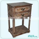 Design antique floor wooden cabinet for bedroom factory